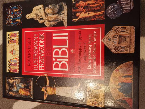 Przewodnik po Biblii ilustrowany 335 str Pismo Święte