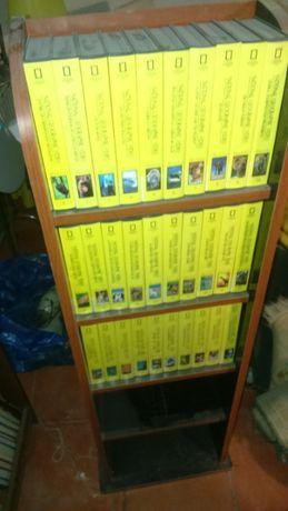 Nacional Gegraphic 30 vídeo cassetes