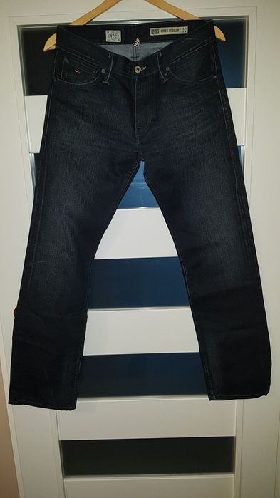 Tommy Hilfiger męskie spodnie jeans 30 / 32 Kielce - image 1