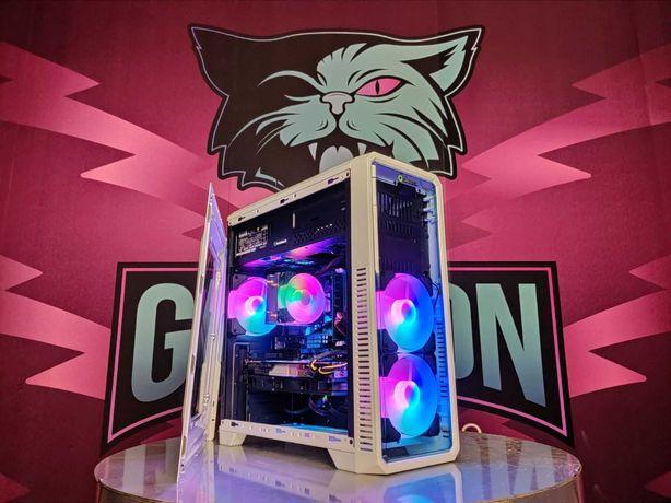Игровой пк для дома и работы AMD 6 ядер 8 гигабайт оперативной памяти