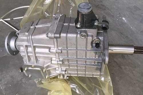 Коробка передач газ 3309/3310 валдай