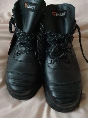 Ботинки мужские термостойкие Goliath DDR