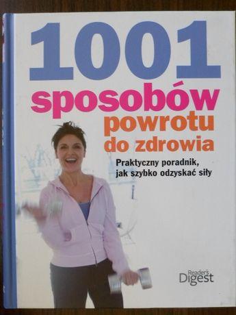 1001 sposobów powrotu do zdrowia ReadersDigest