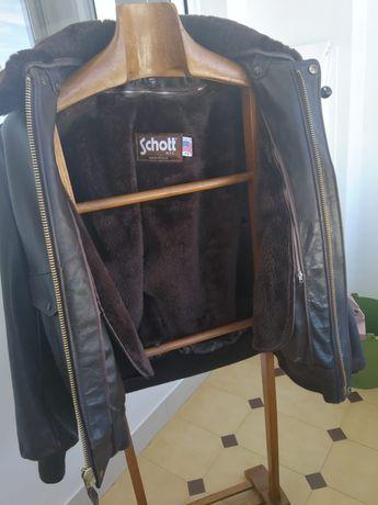 Blusão Schott - NOVO - Made in EUA