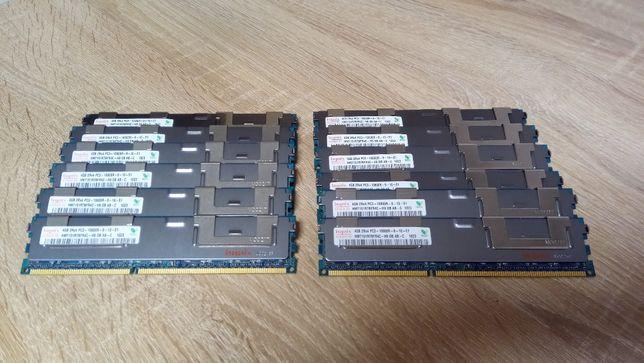 Pamięć RAM DDR2 lub DDR3 do serwera 6x 4GB (24GB)