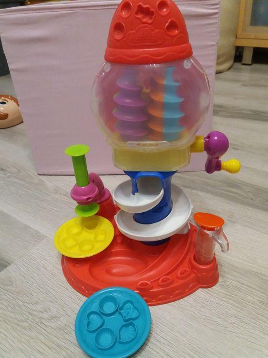 play doh, ciastolina, pizzeria, fabryka cukierków, ciasteczka, cyferki Kalisz - image 1