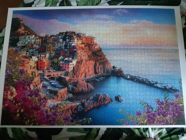 Puzzle 1500 szt.