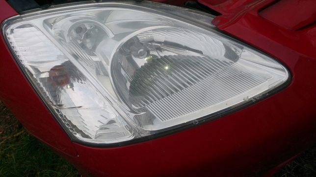 Honda Civic VII 00-04r Lampa prawy lewy przód Europa