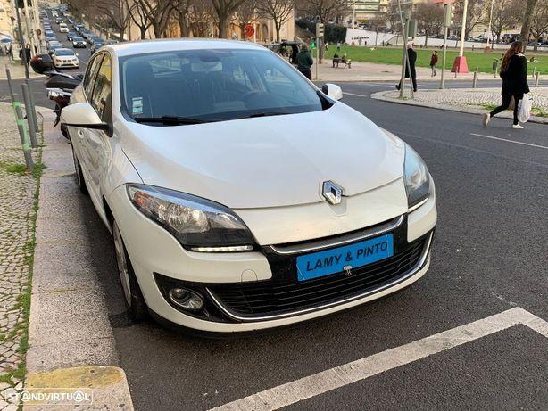 Renault Mégane 1.5 dCi Dynamique S