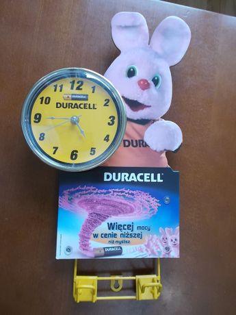 zegar duracell króliczek gadżet
