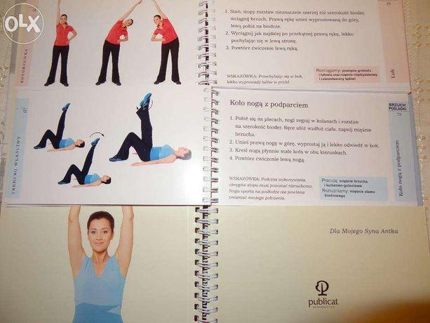 Aerobik Fitness + DVD 15min ćwiczenia dla zdrowia i urody