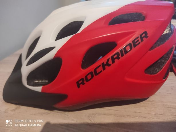 Kask rowerowy rockrider