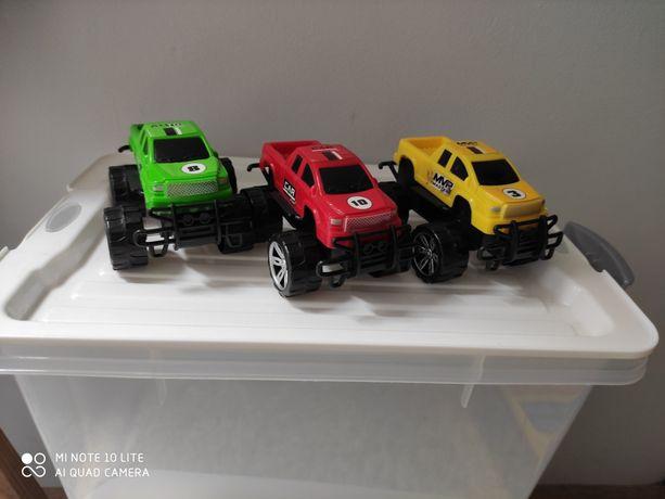 Samochodziki 3 sztuki-zamiana