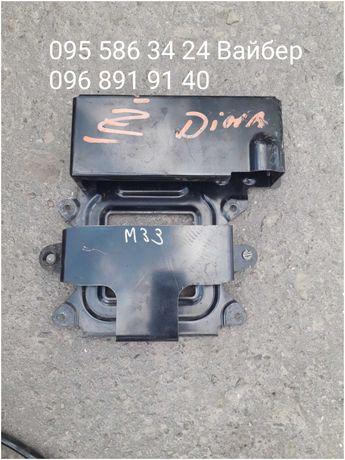 Корпус кронштейн крепление блока  управления двигателя Мазда Mazda 3