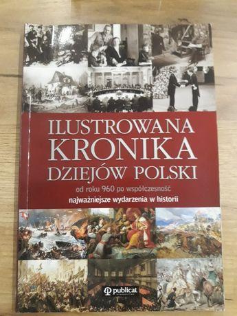 Ilustrowana kronika dziejów Polski. Jerzy Besala