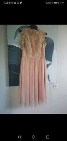 Sukienka tiulowa ze sklepu latika. 50%taniej.