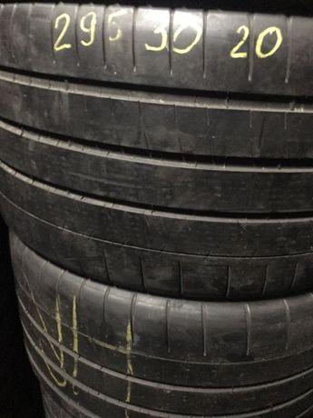 Opony używane Michelin 295/30x20