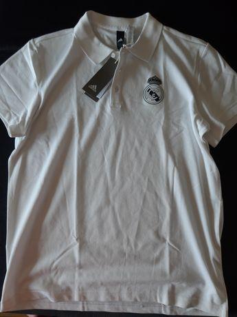 Koszulka męska polo Adidas Real Madryt r.L nowa