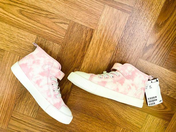 Кеды кроссовки H&M hm