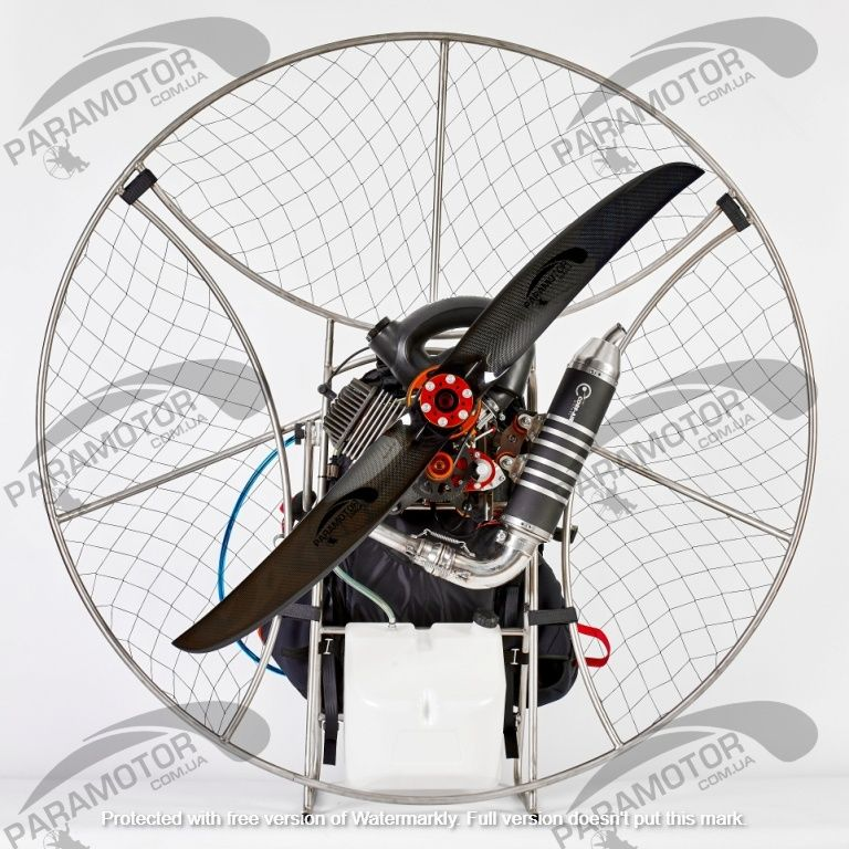 Парамотор Cors-Air BlackDevil JPX-25. Мотопараплан. Обучение полетам.