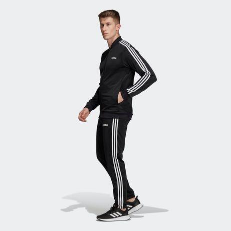 adidas 3-Stripes Мужской спортивный костюм размер XL купить Оригинал