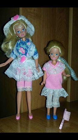 Barbie 2 сестры Барби. Mattel. 1987 и 1991