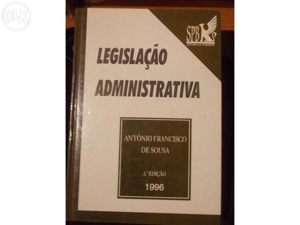 Legislação Administrativa