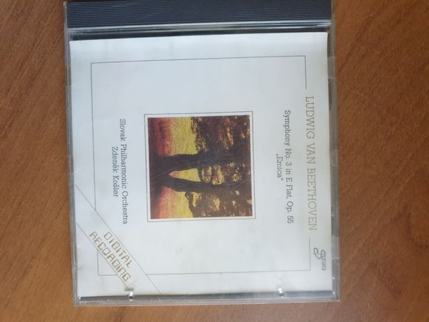 Ludwig Van Beethoven cd