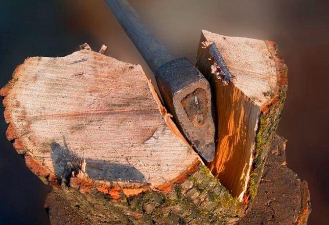 Різка,колка,рубка дров