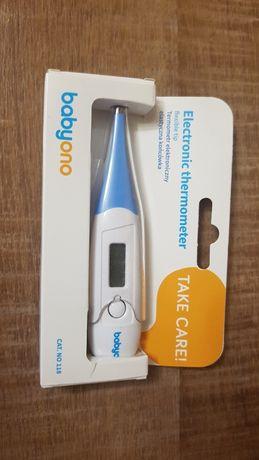 Термометр электронный с мягким носиком