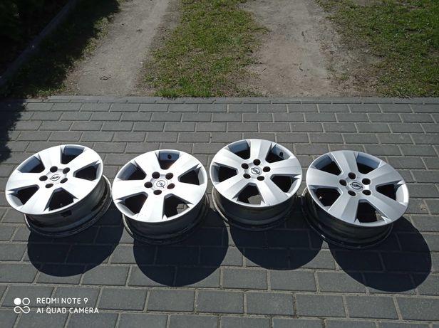 Alufelgi 16 cali 5x110 et 41 Opel Sab Czujniki ciśnienia   ładny stan