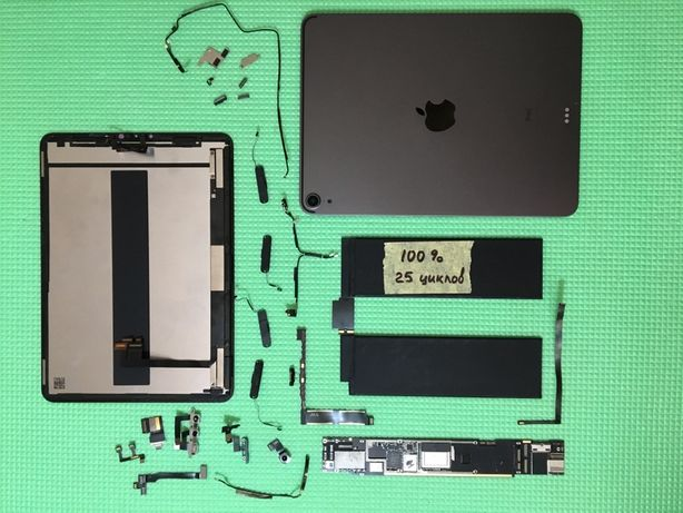 Разборка Запчасти Apple iPad, iPad mini, iPad Air, iPad Pro
