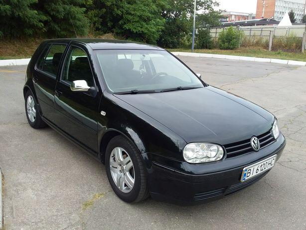 Volkswagen Golf IV !