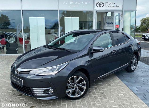 Toyota Corolla 1.6 Comfort+Style+Tech+Chrome Salon Polska/Bezwypadkowy/Serwis ASO