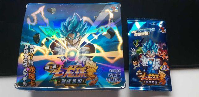 Cartas Dragon Ball Heroes Ali express VENDA/TROCA