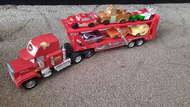 Машинка автоперевозка трейлер грузовик Мак.
