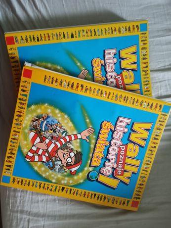 Wally poznaje historię swiata