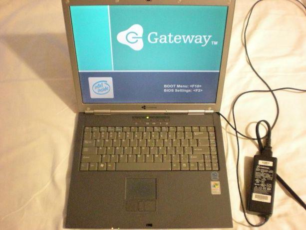 Ноутбук Gateway 400VTX