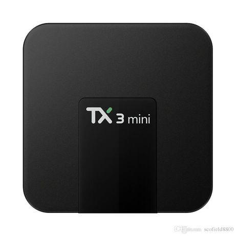 TV box com kodi  IPTV android 2gb/16gb,para canais séries e filmes.