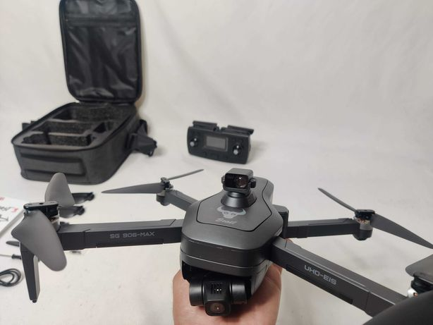 [NOVO] Drone SG906 MAX GPS 4K [3 Eixos] • Sensor Obstáculos • [1.2 KM]