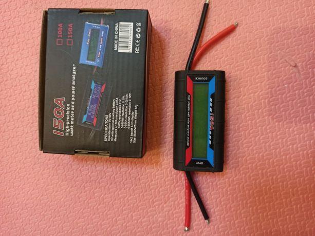 Ваттметр 150 A 60 v измеритель емкости, тока и напряжения