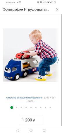 Автовоз  для мальчиков