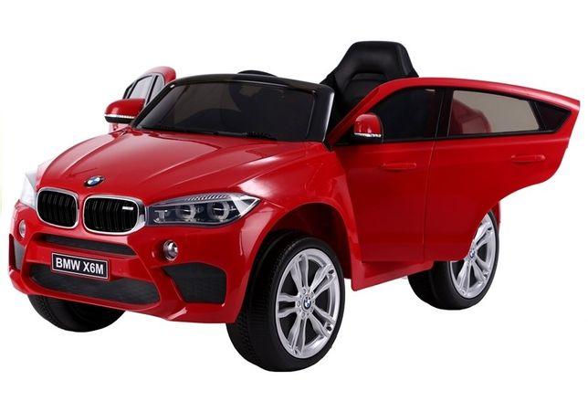 Auto Na Akumulator BMW X6M Skóra Pilot MP3 - 2019R