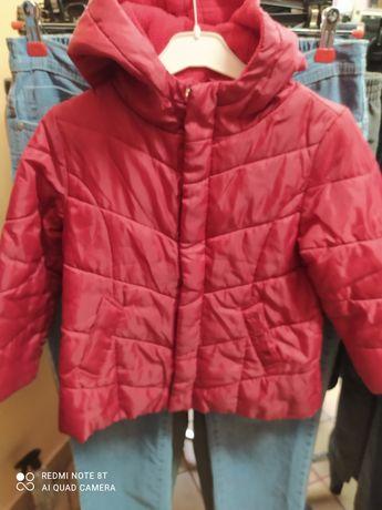 Sprzedam kurtkę dziewczęcą