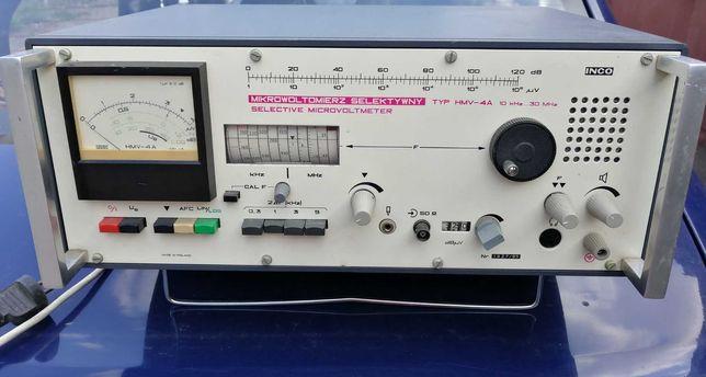 Прибор селективный микровольтметр