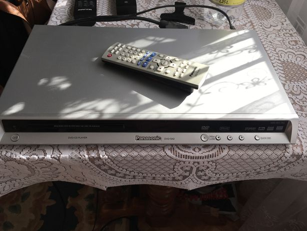 Odtwarzacz Panasonic S 325