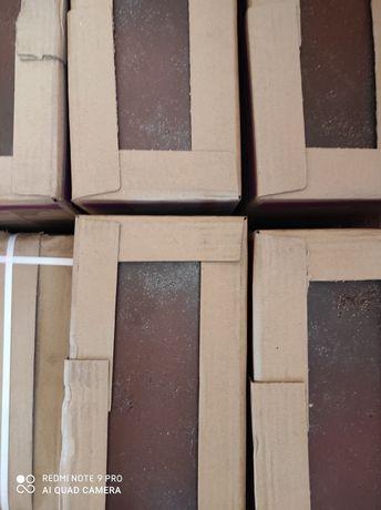 Elewacja- cokół i parapet- Semir brown