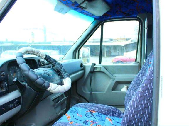 Автобус 2002 Lt-35, 2,8 CDI Полный кап.ремонт. Видео обзор