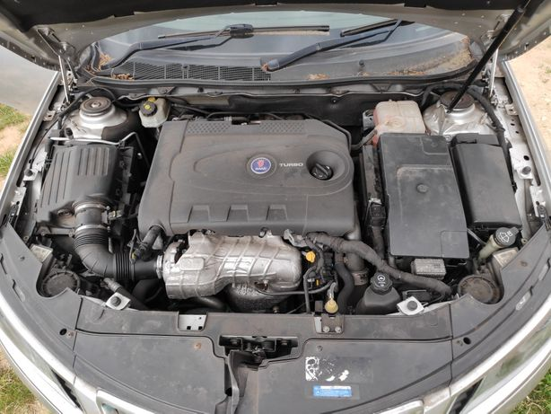 Silnik Saab 9-5 ng 2.0 tid 160km