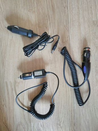 Ładowarka samochodowa do auta do telefonu Nokia cienki wtyk kabel